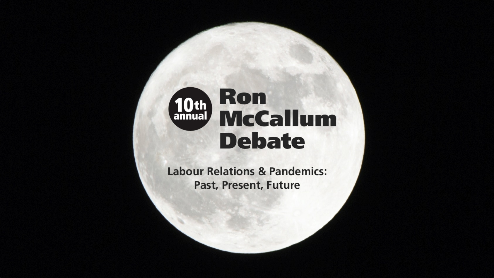 Labour Relations and Pandemics, Past, Present, Future